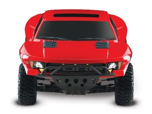 TRAXXAS 58064-1 Ford-Raptor 1:10 Short-Course-Racing Truck