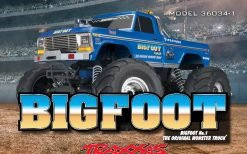 TRAXXAS Bigfoot No 1 RTR TRX36034-1