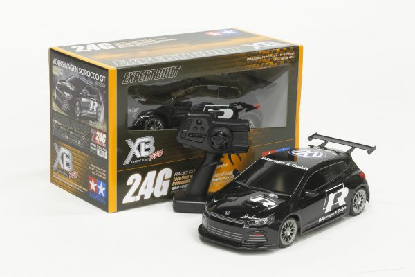 Tamiya 300057883 1:10 XB VW Scirocco Drift Special (TT-01D/E Chassis)