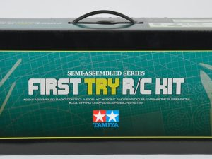 Tamiya 300057986 1:10 RC TT-02-Chassis First Try On-Road