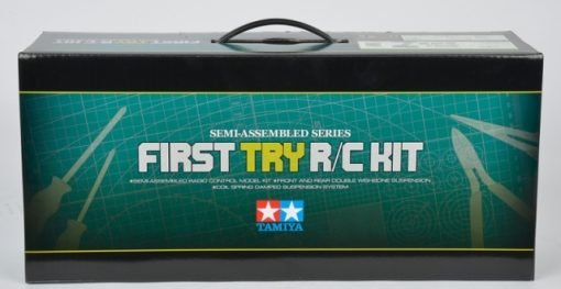 TAMIYA First Try On-Road Chassis TT-02 300057986