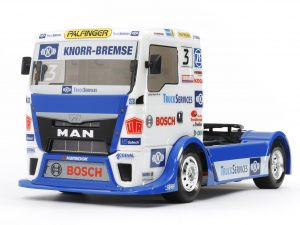 Tamiya 300058632 1:14 RC Team Hahn Racing MAN TGS TT-01E