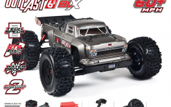 Arrma - Outcast 6S BLX 4WD- 1/8 Monster Truck
