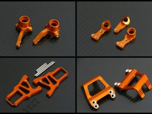9-teiliges Tuningset f. HPI Sprint 2, orange
